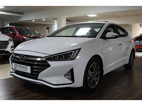 Hyundai Elantra Sedan 1.6 Mpi Elite Plus Otomatik