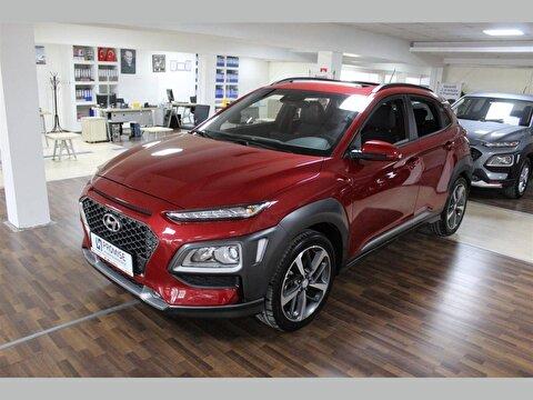 Hyundai Kona Suv 1.6 Crdi Elite Smart Kirmizi Srf Dct
