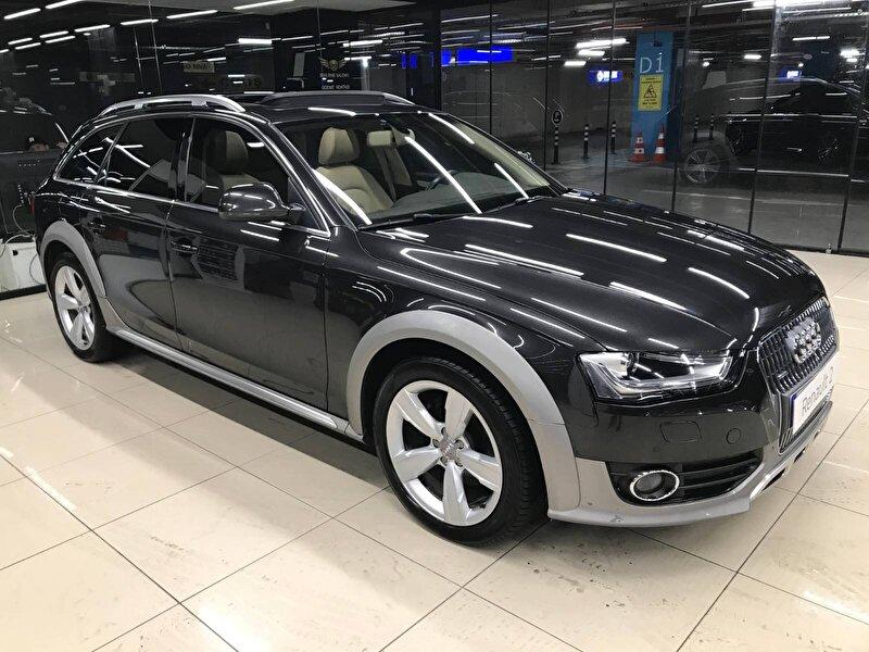 2015 Dizel Otomatik Audi A4 Gri ASF OTO