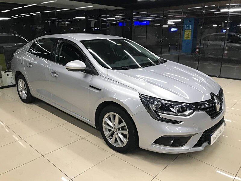 2019 Dizel Otomatik Renault Megane Gri ASF OTO