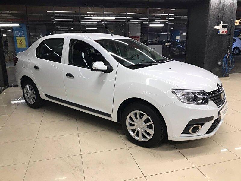 2019 Dizel Manuel Renault Symbol Beyaz ASF OTO
