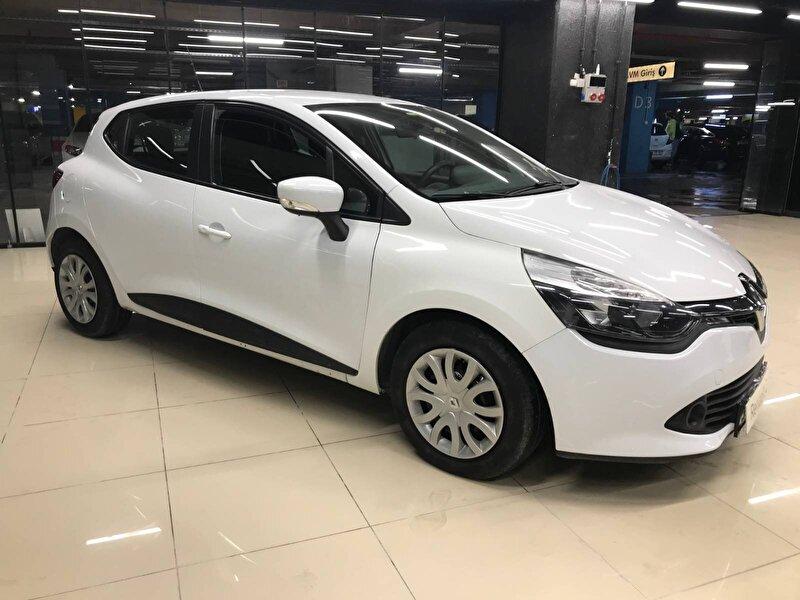 2015 Dizel Manuel Renault Clio Beyaz ASF OTO