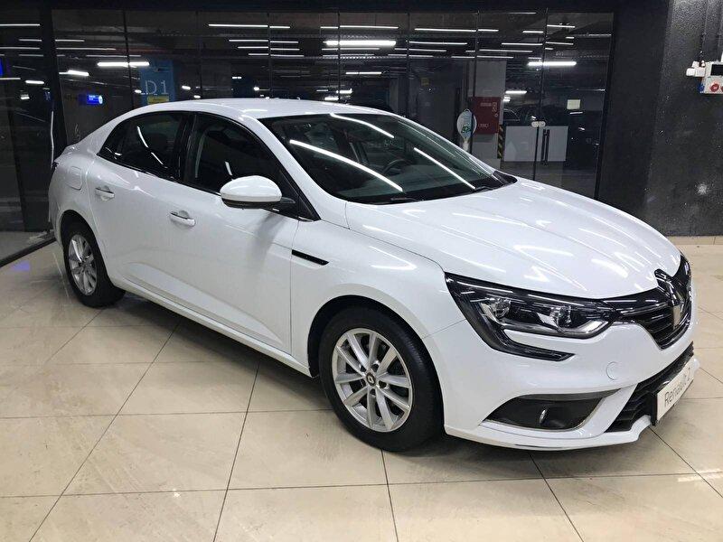 2019 Dizel Otomatik Renault Megane Beyaz ASF OTO