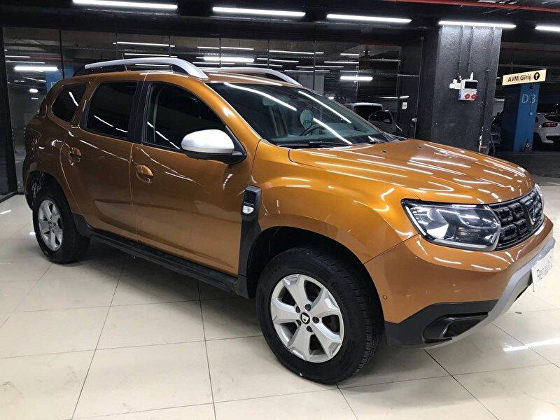 2018 Dizel Manuel Dacia Duster Turuncu ASF OTO