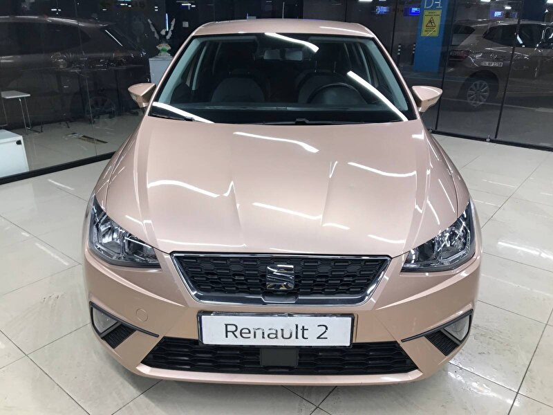 2017 Benzin Manuel Seat Ibiza Kahverengi ASF OTO
