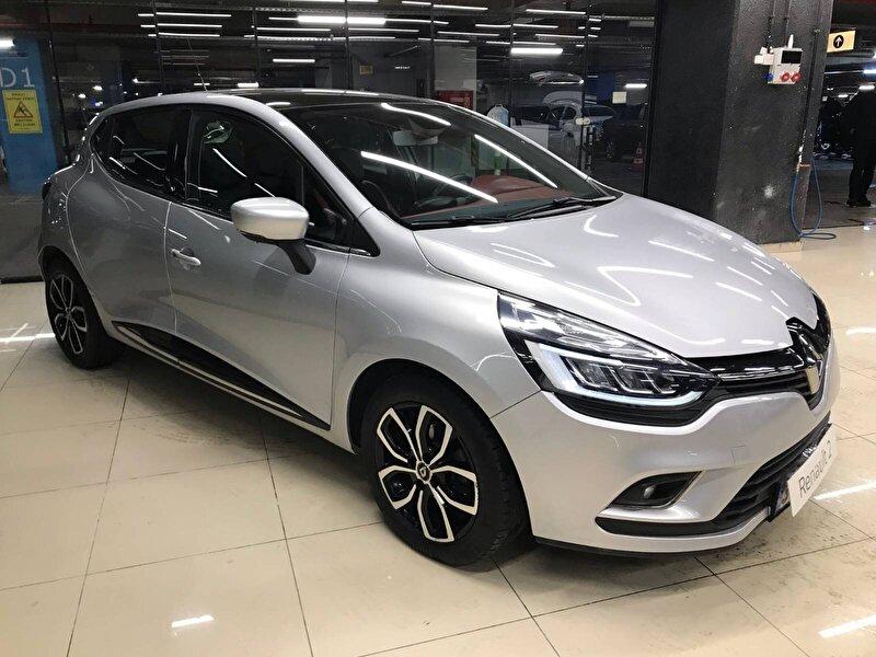 2019 Dizel Otomatik Renault Clio Gri ASF OTO