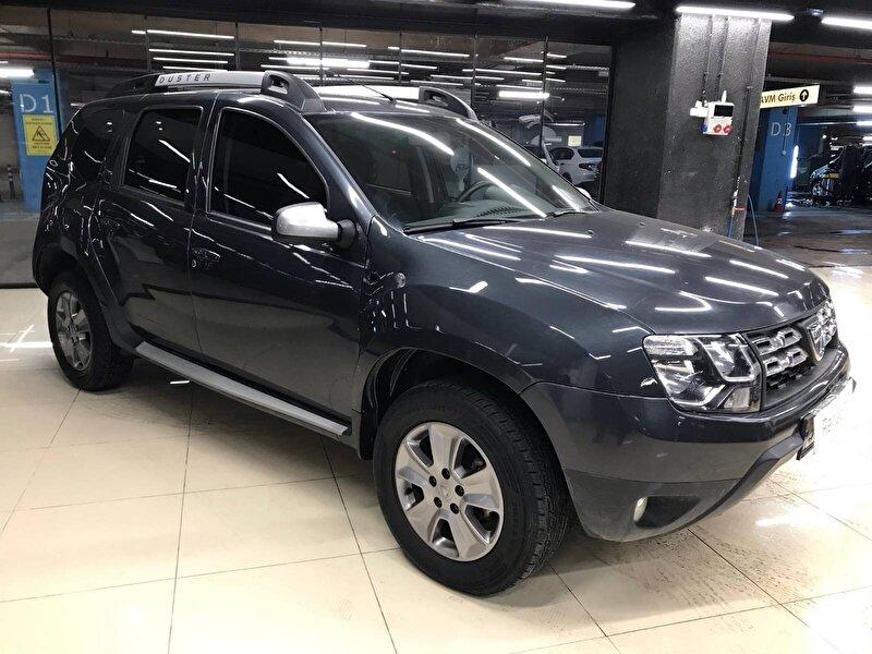 2017 Dizel Manuel Dacia Duster Füme ASF OTO