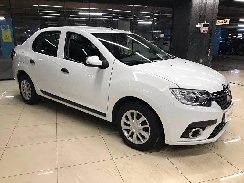 2019 Dizel Otomatik Renault Clio Beyaz ASF OTO