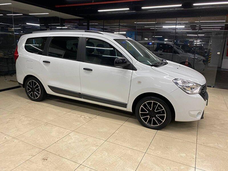 2019 Dizel Manuel Dacia Lodgy Beyaz ASF OTO