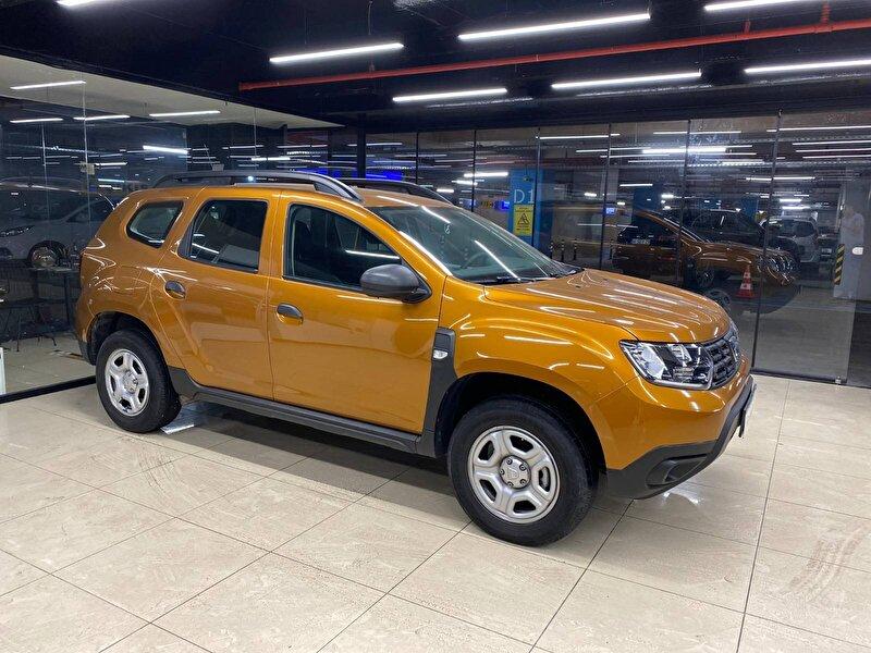 2019 Dizel Manuel Dacia Duster Turuncu ASF OTO