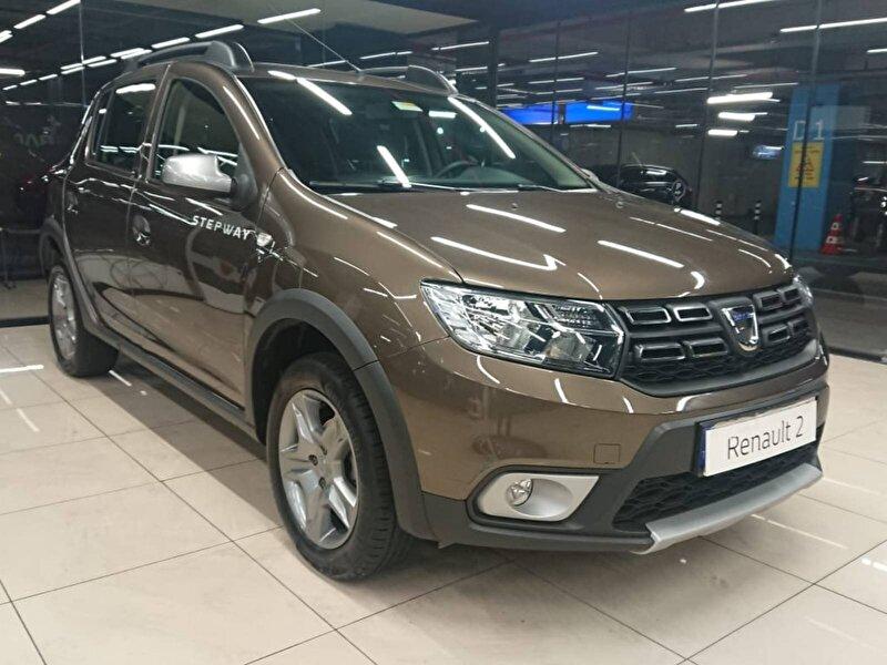 2019 Benzin Manuel Dacia Sandero Kahverengi ASF OTO