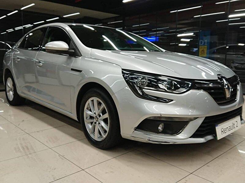 2020 Dizel Otomatik Renault Megane Gri ASF OTO