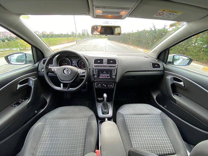 Volkswagen Polo Hatchback 1.4 TDI BMT Comfortline DSG