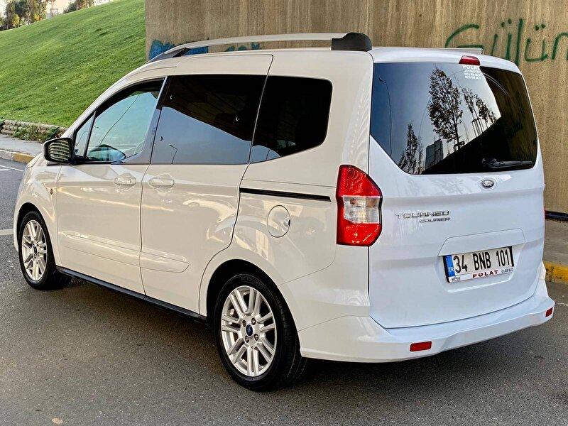Ford Tourneo Courier Journey Kombi 1.5 TDCI Titanium