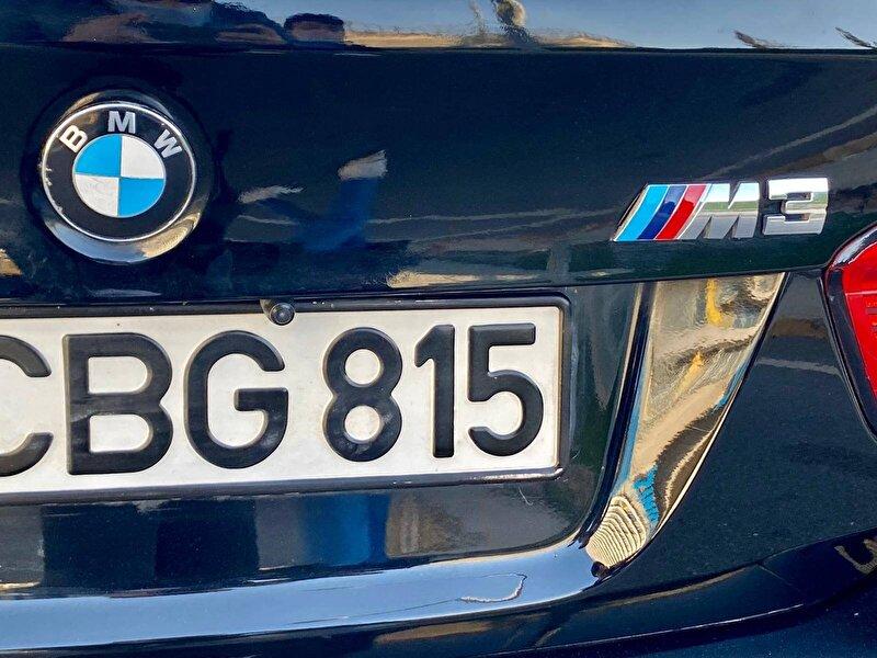 BMW 3 Serisi Sedan 318i Otomatik