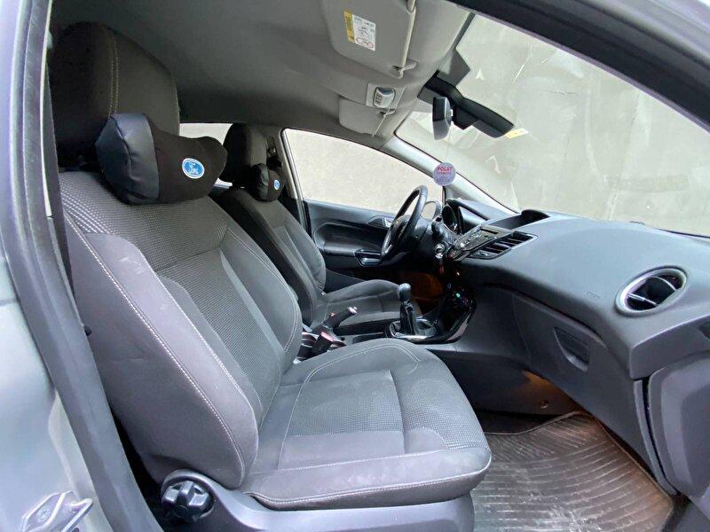 2016 Dizel Manuel Ford Fiesta Gümüş Gri POLAT OTOMOTİV