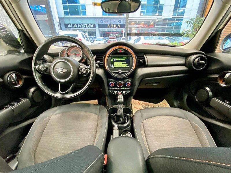 Mini Cooper Hatchback 1.5 D Pepper Otomatik