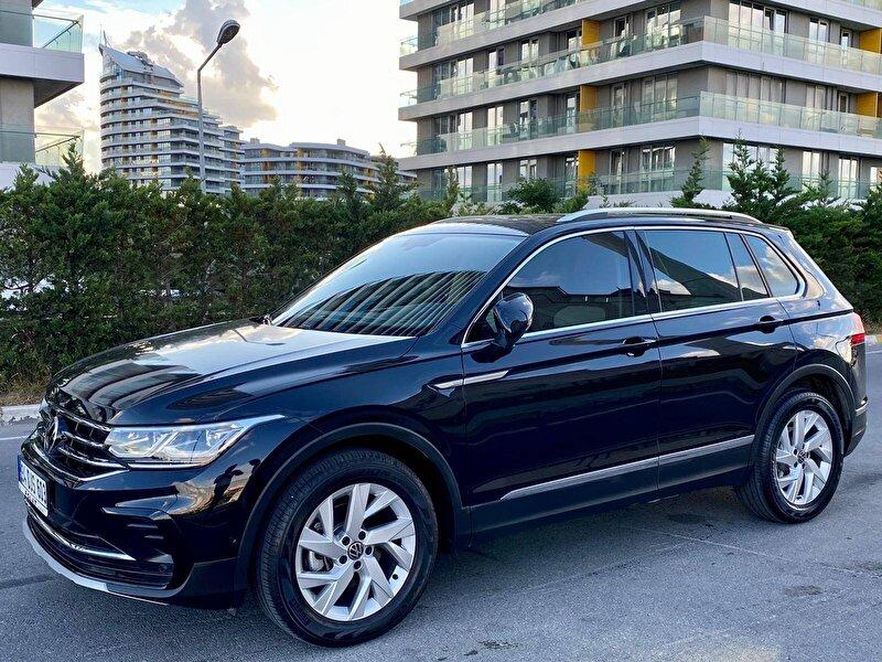 2020 Benzin Otomatik Volkswagen Tiguan Siyah POLAT OTOMOTİV