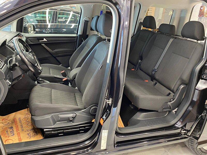 Volkswagen Caddy Combi 2.0 TDI SCR BMT  Exclusive DSG