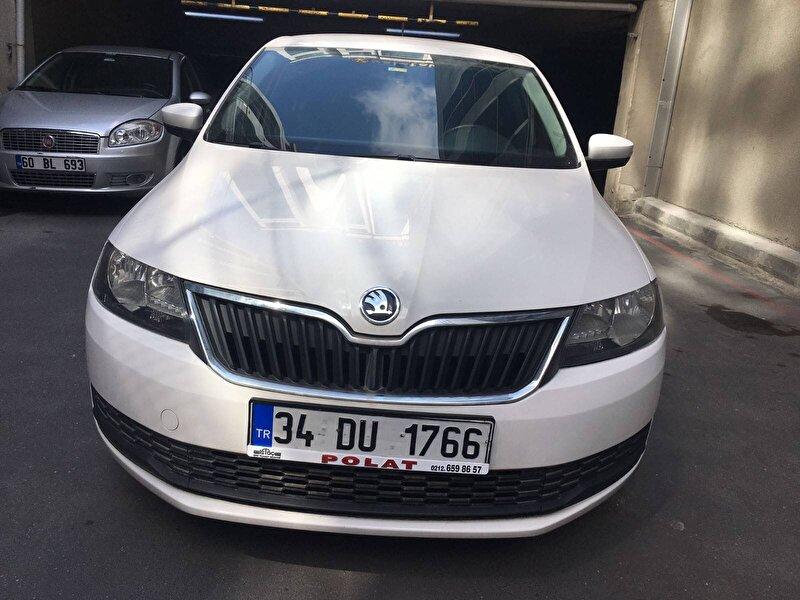 Skoda Rapid Sedan 1.4 TDI GreenTec Ambition DSG