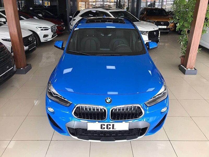 BMW X2 SUV 1.8i sDrive M Sport X Otomatik