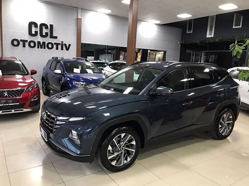 Hyundai Tucson SUV 1.6 T-GDI Comfort DCT