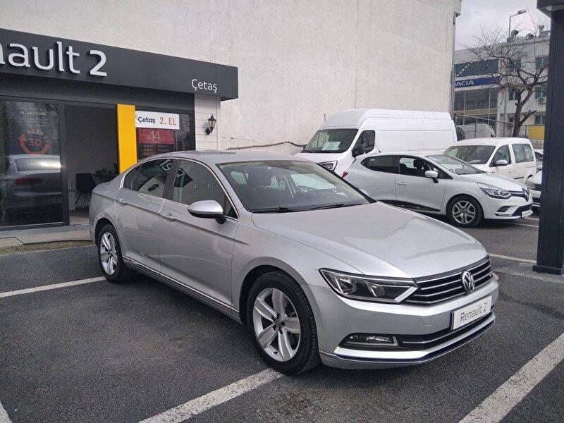 2015 Benzin Otomatik Volkswagen Passat Gri RENAULT ÇETAŞ