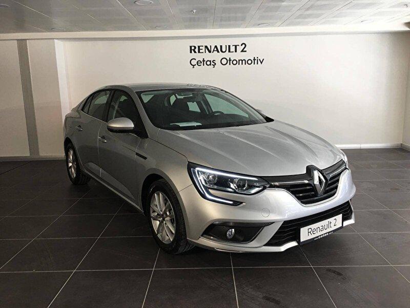 2020 Dizel Otomatik Renault Megane Gri RENAULT ÇETAŞ