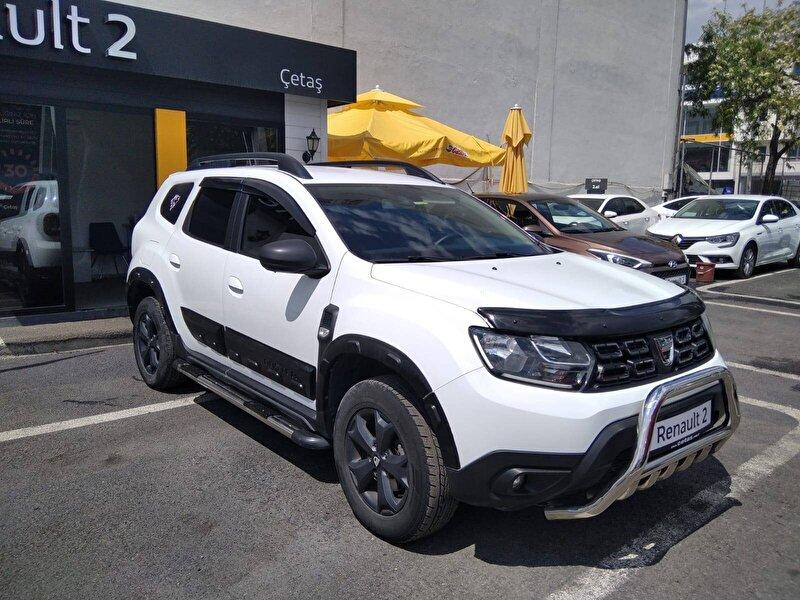 2018 Dizel Manuel Dacia Duster Beyaz RENAULT ÇETAŞ