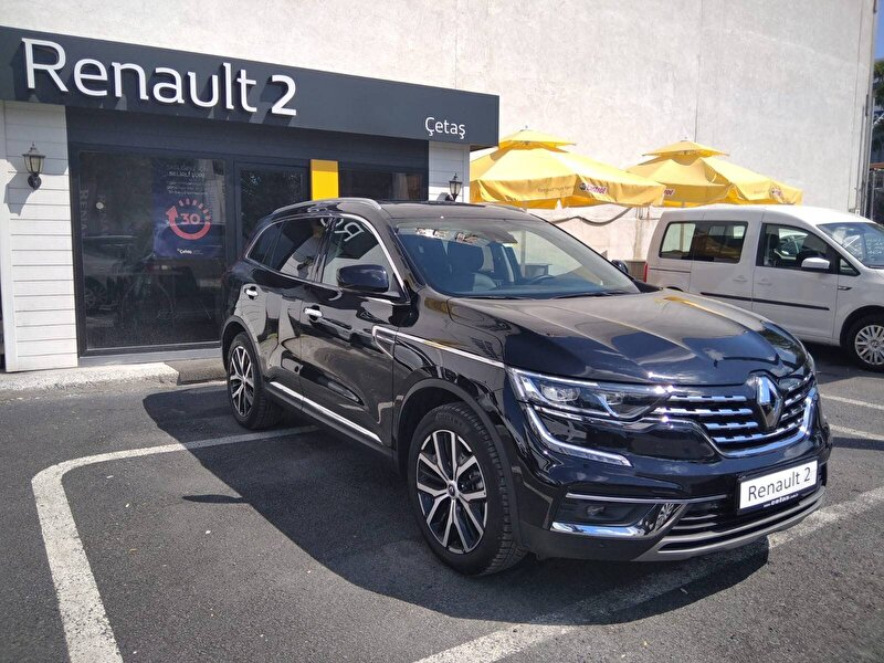 2020 Benzin Otomatik Renault Koleos Siyah RENAULT ÇETAŞ