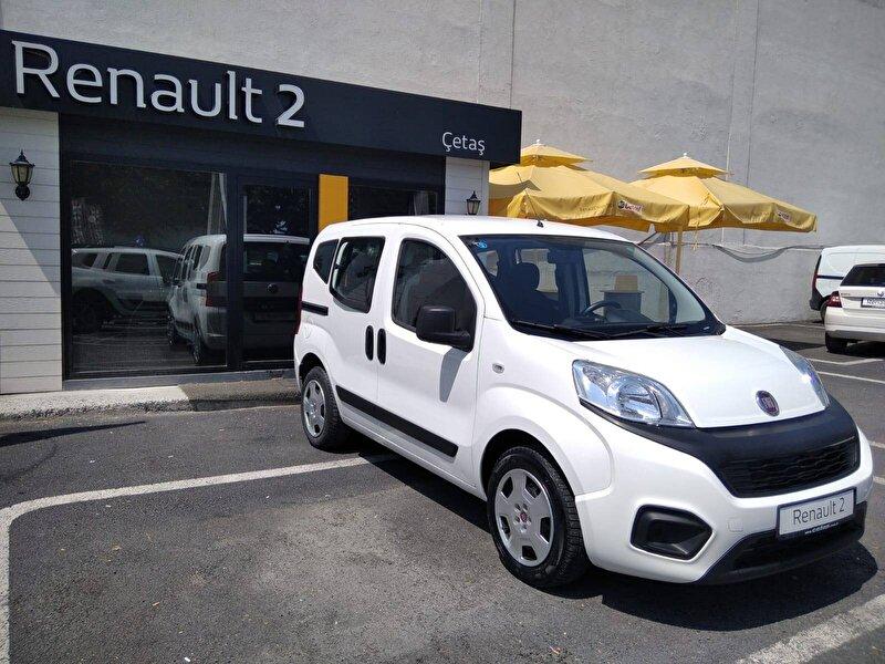 2018 Dizel Manuel Fiat Fiorino Beyaz RENAULT ÇETAŞ