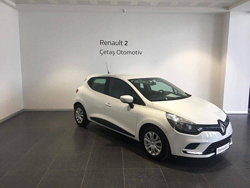 2019 Benzin Manuel Renault Clio Beyaz RENAULT ÇETAŞ