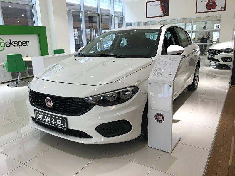 2020 Dizel Otomatik Fiat Egea Beyaz HARUNOĞULLARI