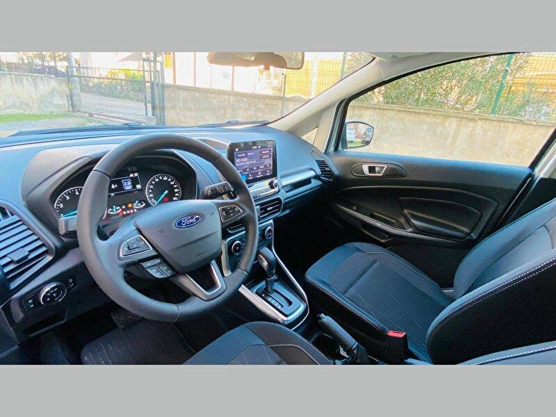 2020 Benzin Otomatik Ford EcoSport Füme HARUNOĞULLARI