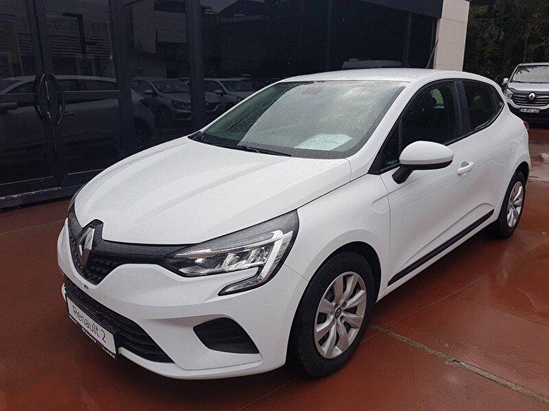 2020 Benzin Otomatik Renault Clio Beyaz HARUNOĞULLARI