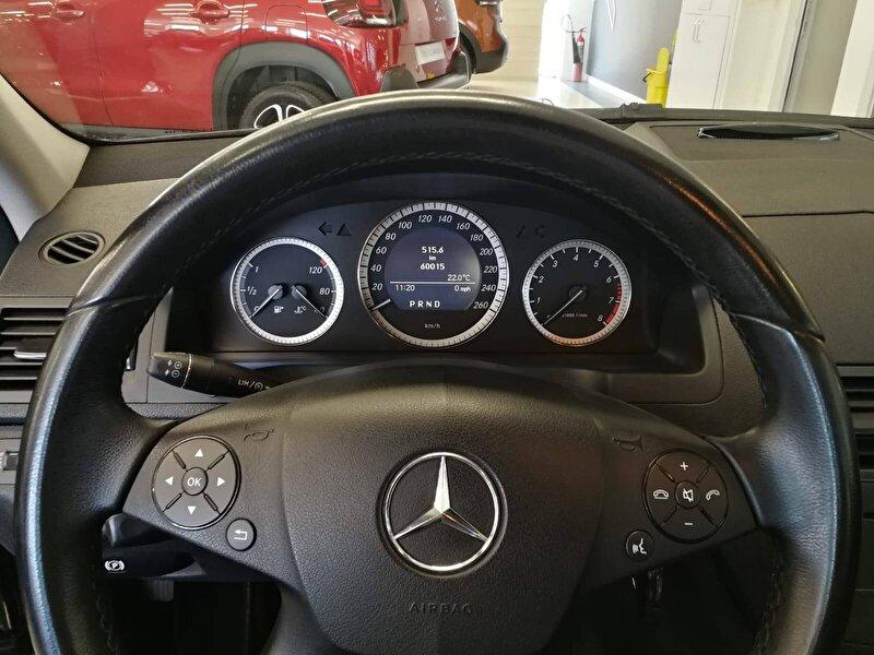 2010 Benzin Otomatik Mercedes-Benz C Siyah CAN OTOMOTİV