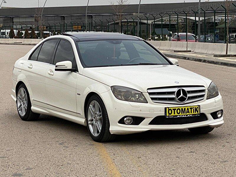 2011 Benzin + LPG Otomatik Mercedes-Benz C Beyaz ASA1 MOT. ARÇ.