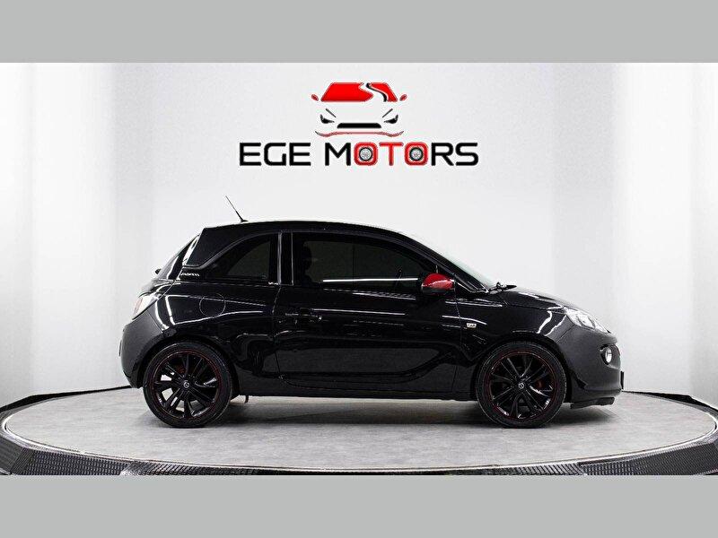 2013 Benzin Manuel Opel Adam Siyah EGE MOTORS