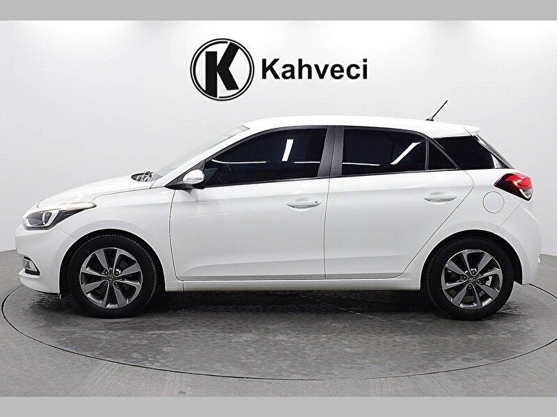 2017 Dizel Manuel Hyundai i20 Beyaz KAHVECİ 2.EL