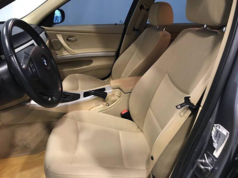 2011 Dizel Otomatik BMW 3 Serisi Füme ETİK OTOMOTİV