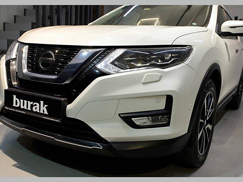2017 Dizel Otomatik Nissan X-Trail Beyaz BURAK OTOMOTİV
