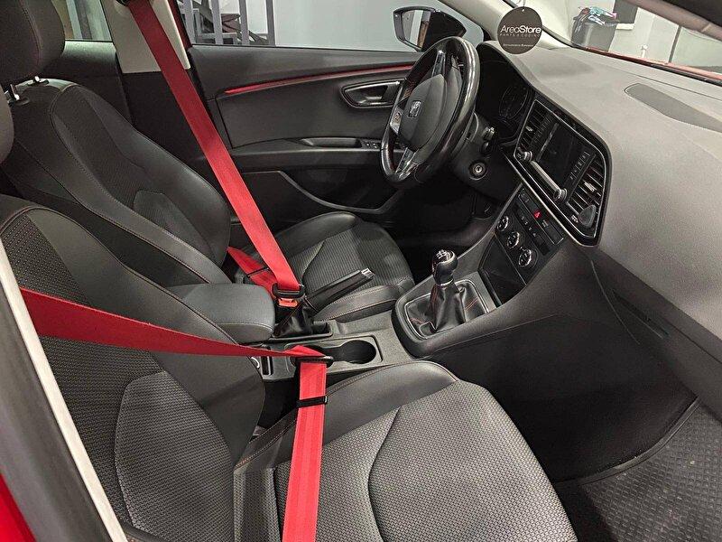 2016 Benzin Manuel Seat Leon Kırmızı CİTY1 OTOMOTİV