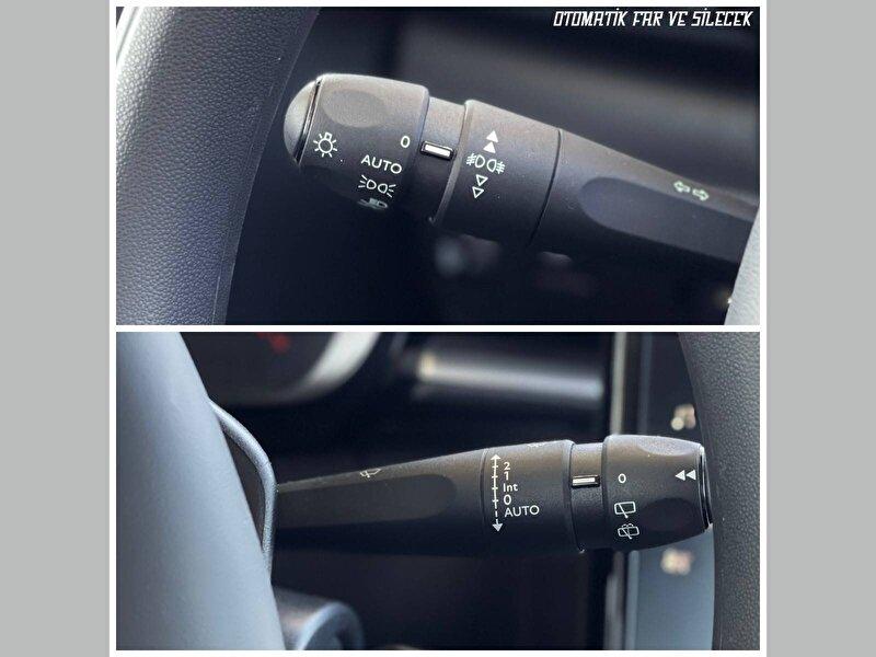 2020 Benzin Manuel Citroen C3 Beyaz LENACARS OTOSTA
