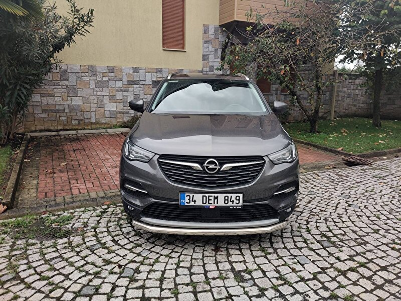 2020 Dizel Otomatik Opel Grandland X Kahverengi LENACARS OTOSTA