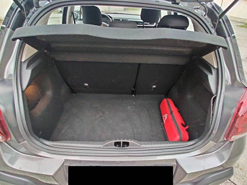 2020 Benzin Manuel Citroen C3 Kahverengi LENACARS OTOSTA