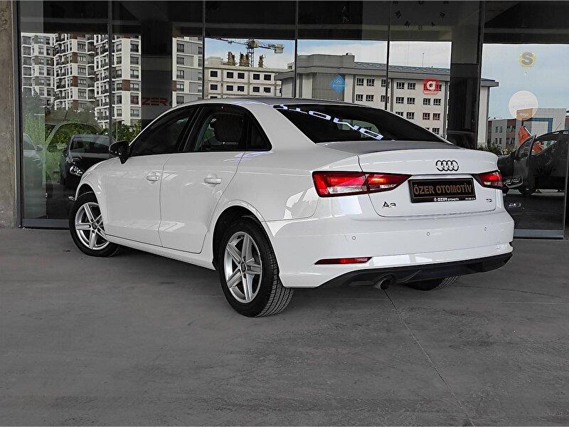 2016 Dizel Otomatik Audi A3 Beyaz ÖZER OTOMOTİV