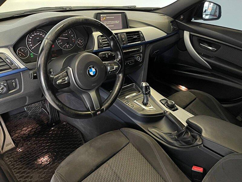 2014 Benzin Otomatik BMW 3 Serisi Beyaz ÖZER OTOMOTİV