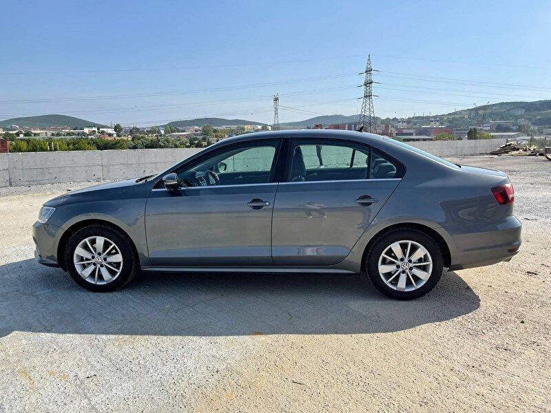 2017 Benzin Otomatik Volkswagen Jetta Gri ÖZER OTOMOTİV