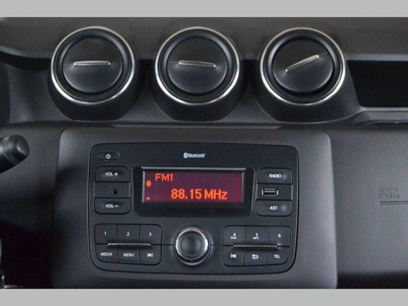 2018 Dizel Manuel Dacia Duster Beyaz ÖZER OTOMOTİV