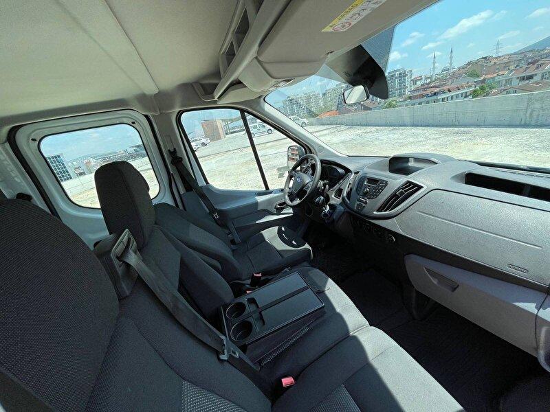 2016 Dizel Manuel Ford Transit Beyaz ÖZER OTOMOTİV